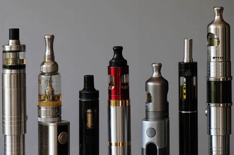 Nikotingehalt E Zigarette